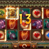 legend of the golden monkey slot main game