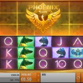 phoenix sun slot main game