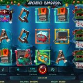 robo smash slot main game