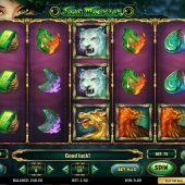 jade magician slot main game