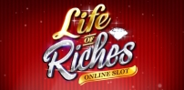 Cover art for Life of Riches slot