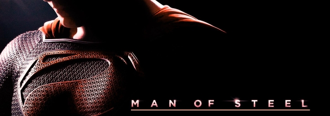 man of steel graphic