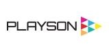 Playson slot developer logo