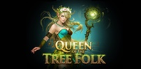 Cover art for Queen of The Tree Folk slot