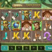 queen of the tree folk slot main game