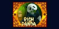 Cover art for Rich Panda slot