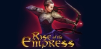 Cover art for Rise of The Empress slot