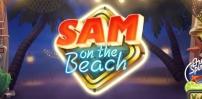 Cover art for Sam on The Beach slot