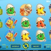 scruffy duck slot main game
