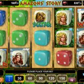 amazon's story slot main game