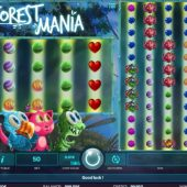 forest mania slot main game