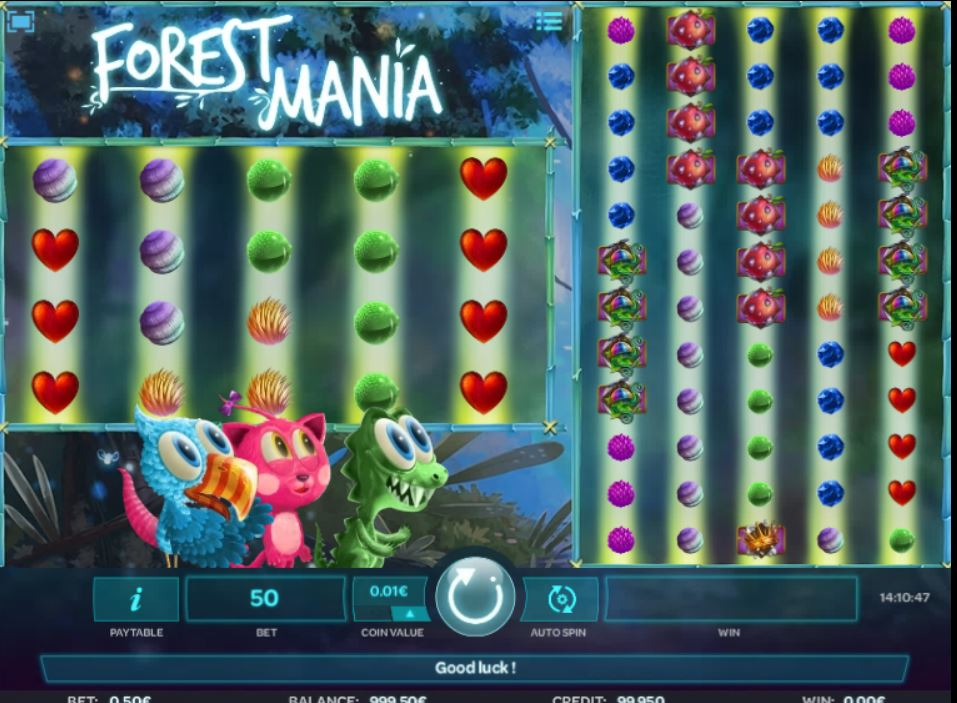 Spiele Forest Mania - Video Slots Online