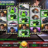ghostbusters triple slime slot main game