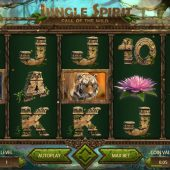 jungle spirit call of the wild slot main game