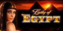 Cover art for Lady of Egypt slot