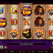 light em up slot main game