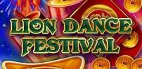 Cover art for Lion Dance Festival slot