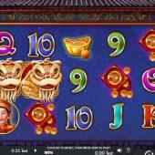 lion dance festival slot main game