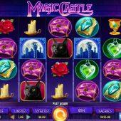 magic castle slot main game