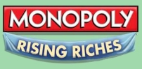 Cover art for Monopoly Rising Riches slot