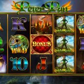 peter pan slot main game