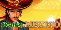 Cover art for Route of Mexico slot
