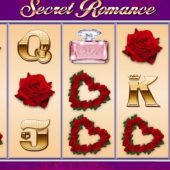 secret romance slot main game