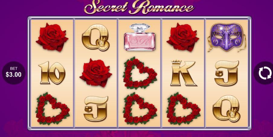 Secret Romance Slot