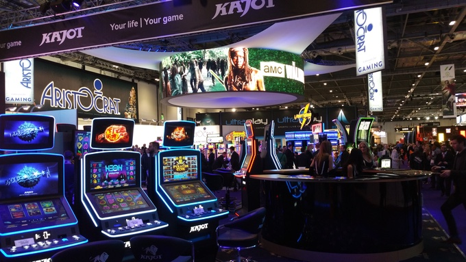 slot machines ice 2017