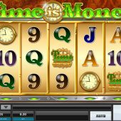 time is money slot main game
