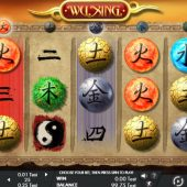 wu xing slot main game