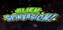 Cover art for Alien Spinvasion slot