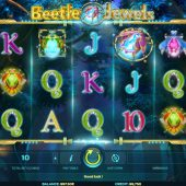 beetle jewels slot main game