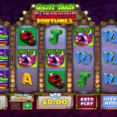 ghost train fairground fortunes slot main game