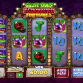 ghost train fairground fortunes slot main game