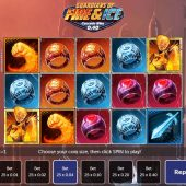 guardians of fire and ice slot main game