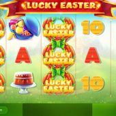 lucky easter slot main game
