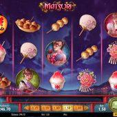 matsuri slot main game