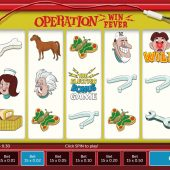 operation wild fever slot main game