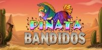 Cover art for Piñata Bandidos slot