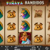 pinata bandidos slot main game