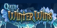 Cover art for Queen of Winter Wins slot