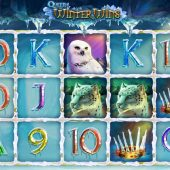 queen of winter wins slot main game