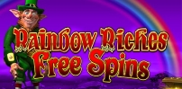Cover art for Rainbow Riches Free Spins slot