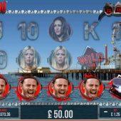 sharknado slot main game