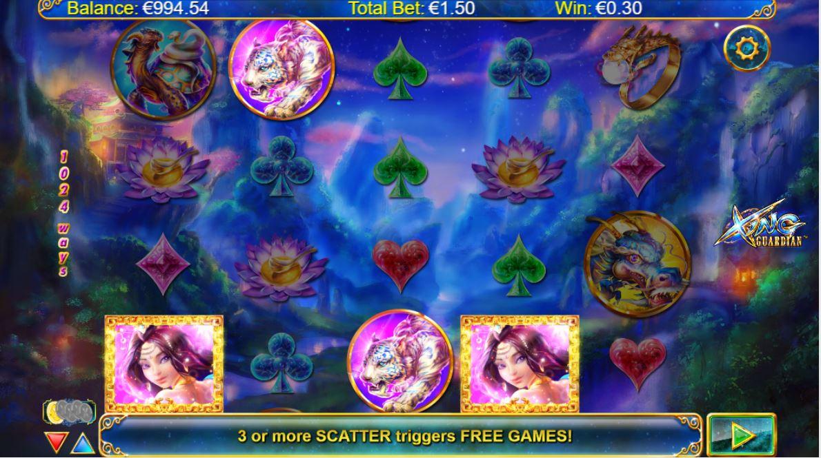 Spiele Xing Guardian - Video Slots Online