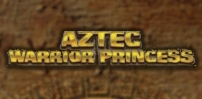 Cover art for Aztec Warrior Princess slot