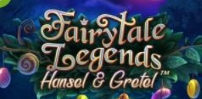 fairytale legends hansel and gretel slot logo