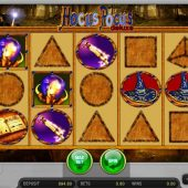 hocus pocus deluxe slot main game