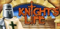 Cover art for Knights Life slot